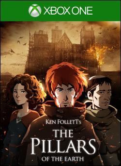 Ken Follett's The Pillars of the Earth (Xbox One) by Microsoft Box Art