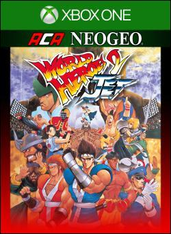 ACA NEOGEO WORLD HEROES 2 JET (Xbox One) by Microsoft Box Art