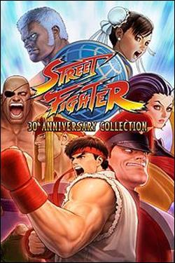 Street Fighter 30th Anniversary Collection (Xbox One) by Capcom Box Art