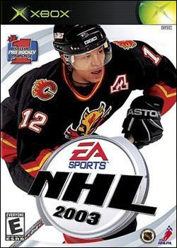 NHL 2003 (Xbox) by Electronic Arts Box Art