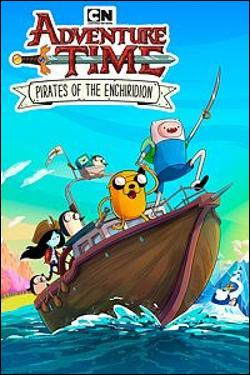 Adventure Time: Pirates of the Enchiridion (Xbox One) by Microsoft Box Art