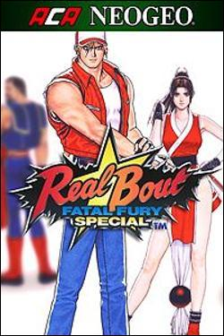 ACA NEOGEO REAL BOUT FATAL FURY SPECIAL (Xbox One) by Microsoft Box Art