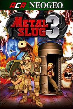 ACA NEOGEO METAL SLUG 3 (Xbox One) by Microsoft Box Art
