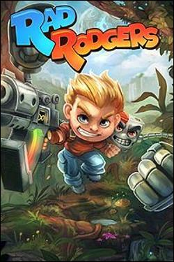 Rad Rdogers (Xbox One) by THQ Box Art