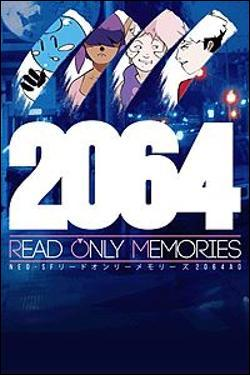 2064: Read Only Memories (Xbox One) by Microsoft Box Art
