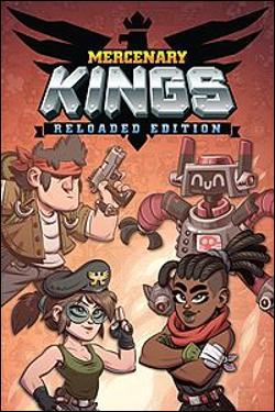 Mercenary Kings: Reloaded Edition Box art
