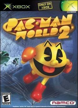 Pac-Man World 2 Box art