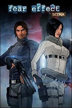 Fear Effect Sedna Box art
