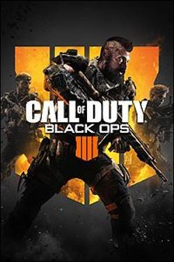 Call of Duty: Black Ops 4 (Xbox One) by Activision Box Art