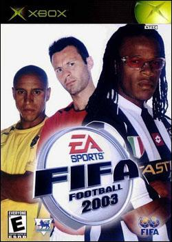 FIFA Soccer 2003 (Xbox) by Electronic Arts Box Art