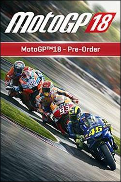 MotoGP 18 (Xbox One) by Microsoft Box Art