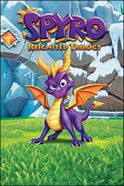 Spyro Reignited Trilogy (Xbox One) by Activision Box Art