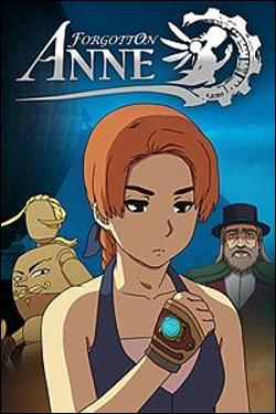 Forgotton Anne Box art