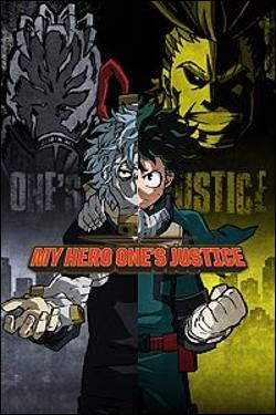 My Hero One's Justice (Xbox One) by Ban Dai Box Art