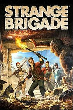 Strange Brigade (Xbox One) by Microsoft Box Art