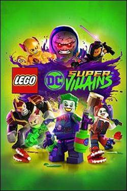LEGO DC Super-Villains (Xbox One) by Warner Bros. Interactive Box Art