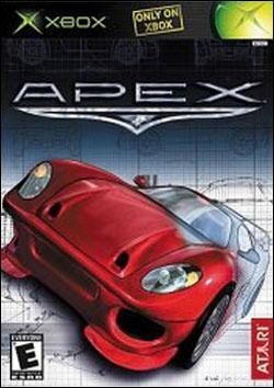 Apex (Xbox) by Atari Box Art