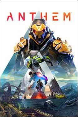 Anthem (Xbox One) by Electronic Arts Box Art