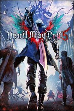 Devil May Cry 5 (Xbox One) by Capcom Box Art