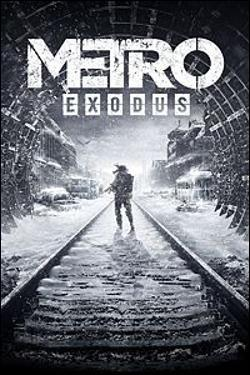 Metro Exodus (Xbox One) by Deep Silver Box Art