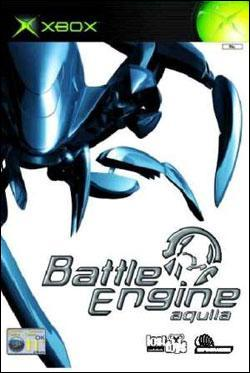 Battle Engine: Aquila (Xbox) by Atari Box Art
