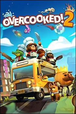 Overcooked! 2 (Xbox One) by Microsoft Box Art