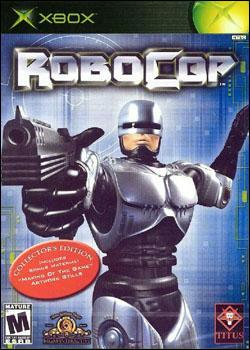Robocop: The Future of Law Enforcement (Xbox) by Titus Box Art