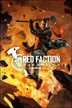 Red Faction Guerrilla Re-Mars-tered Box art