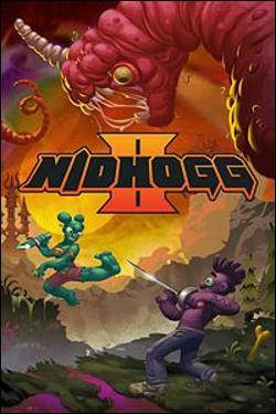 Nidhogg 2 (Xbox One) by Microsoft Box Art
