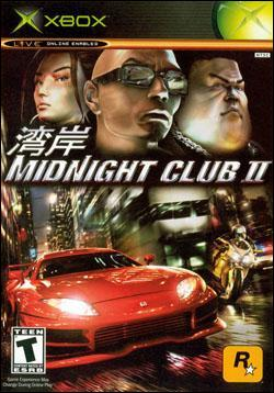 Midnight Club 2 Box art