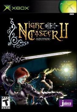 Nightcaster II: Equinox Box art