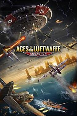 Aces of the Luftwaffe - Squadron (Xbox One) by Microsoft Box Art
