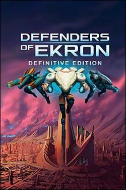 Defenders of Ekron - Definitive Edition Box art