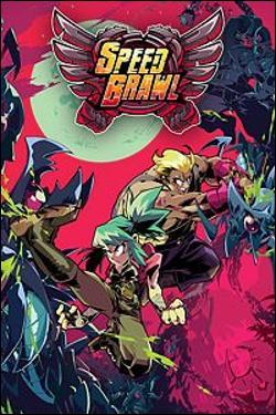 Speed Brawl (Xbox One) by Microsoft Box Art