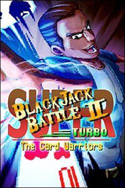 Super Blackjack Battle II Turbo Edition Box art