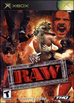 WWF Raw (Xbox) by THQ Box Art