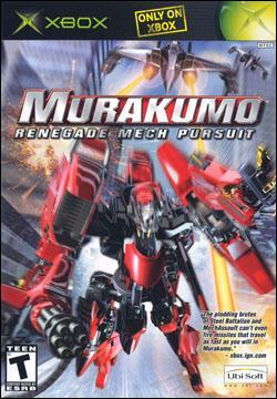 Murakumo: Renegade Mech Pursuit (Xbox) by Ubi Soft Entertainment Box Art
