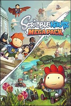 Scribblenauts Mega Pack (Xbox One) by Warner Bros. Interactive Box Art