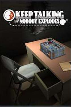 Keep Talking and Nobody Explodes (Xbox One) by Microsoft Box Art