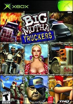 Big Mutha Truckers (Xbox) by Empire Interactive Box Art