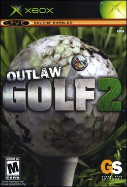 Outlaw Golf 2 (Xbox) by Simon & Schuster Interactive Box Art