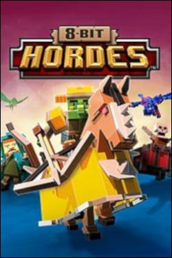 8-Bit Hordes Box art