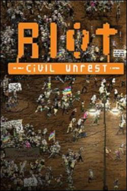 RIOT: Civil Unrest Box art