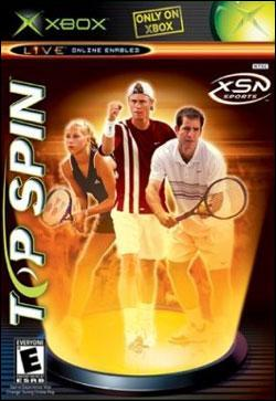 Top Spin Tennis (Xbox) by Microsoft Box Art