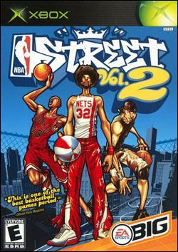 NBA Street Vol. 2 (Xbox) by Electronic Arts Box Art