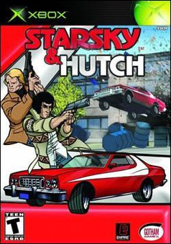 Starsky and Hutch Box art