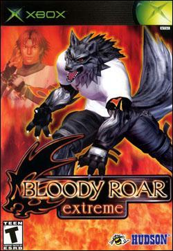 Bloody Roar Extreme Box art