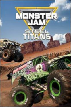 Monster Jam Steel Titans (Xbox One) by THQ Box Art