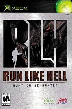 RLH: Run Like Hell Box art