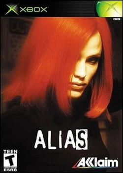 Alias (Xbox) by Acclaim Entertainment Box Art
